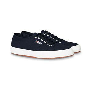 Superga Canvas Sneaker Navy men 45 Blå
