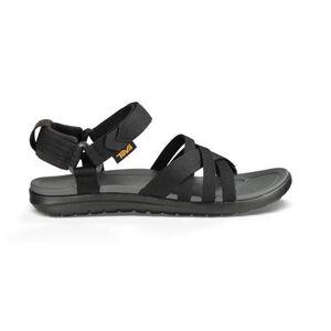 Teva Sanborn Sandal Dame, Black 37