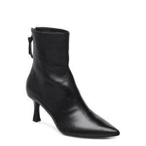 Billi Bi Booties 3357 Shoes Boots Ankle Boots Ankle Boots With Heel Musta Billi Bi