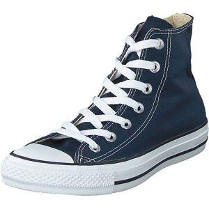 Converse Chuck Taylor All Star Hi Navy, Kengät, Sneakerit ja urheilukengät, Korkeavartiset tennarit, Sininen, Unisex, 44