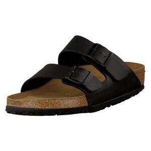 Birkenstock Arizona Soft Regular Black, Kengät, Musta, EU 36