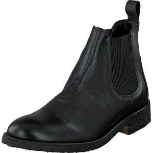 Angulus 7287-102 Black, Kengät, Bootsit, Chelsea boots, Musta, Naiset, 41