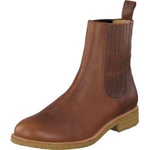 Angulus 7246-112 Medium brown, Kengät, Bootsit, Korkeavartiset bootsit, Ruskea, Naiset, 38