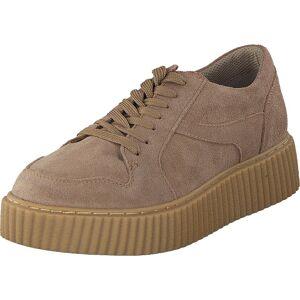 Duffy 86-86501 Beige, Kengät, Sneakerit ja urheilukengät, Sneakerit, Ruskea, Naiset, 38