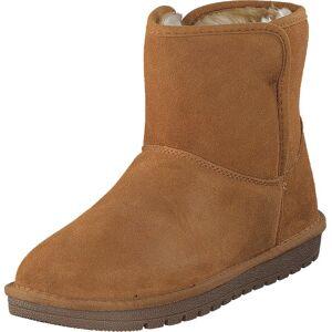 Duffy 71-17001 Camel, Kengät, Bootsit, Talvisaappaat, Ruskea, Naiset, 42