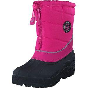 Halti Ponto Jr Pink, Kengät, Bootsit, Lämminvuoriset kengät, Vaaleanpunainen, Lapset, 33