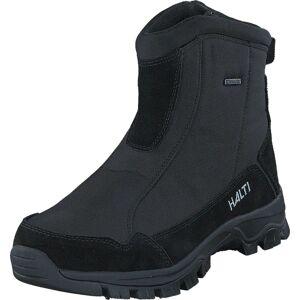 Halti Luse II Mid DX Spike Black, Kengät, Bootsit, Vaelluskengät, Musta, Unisex, 38