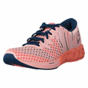 Asics Noosa Ff 2 Seashell Pink/dark Blue/Pink, Shoes, vaaleanpunainen, EU 37