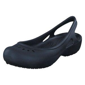 Crocs Kadee Slingback W Black, Naiset, Kengät, Musta, EU 39/40