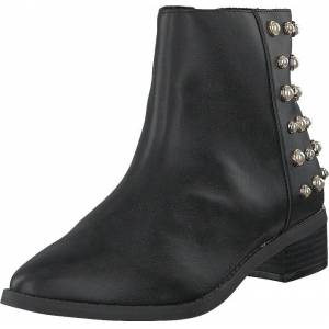 Vero Moda Vmkelina Boot Black, Kengät, Bootsit, Korkeavartiset bootsit, Harmaa, Naiset, 39