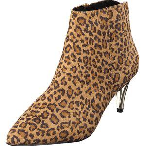Vero Moda Vmsissel Boot Tobacco Brown, Kengät, Saappaat ja saapikkaat, Nilkkurit, Ruskea, Naiset, 39