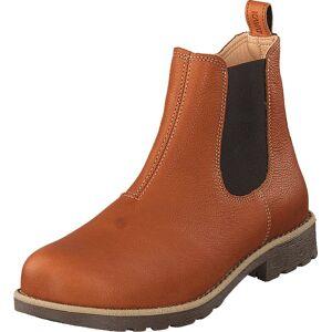 Kavat Husum Ep Light Brown, Kengät, Bootsit, Chelsea boots, Punainen, Lapset, 39