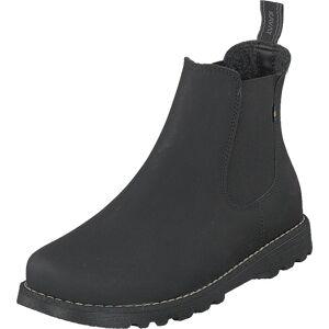 Kavat Bodås Jr Xc Black, Kengät, Bootsit, Chelsea boots, Musta, Unisex, 33
