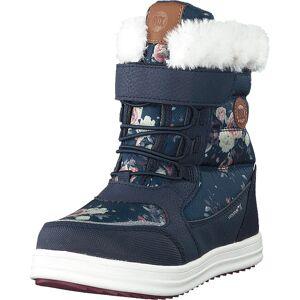 Pax Minny Navy/multi, Kengät, Bootsit, Lämminvuoriset kengät, Sininen, Lapset, 33