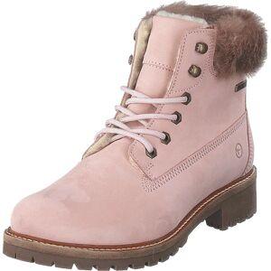 Tamaris 26294-564 Light Pink, Kengät, Bootsit, Kengät, Vaaleanpunainen, Naiset, 37
