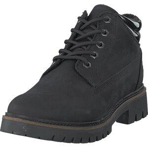 Tamaris 25283-007 Black Uni, Kengät, Bootsit, Kengät, Musta, Naiset, 36