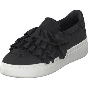 Duffy 73-42310 Black, Kengät, Matalapohjaiset kengät, Maryjane-kengät, Musta, Naiset, 38
