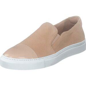 Billi Bi Shoes Rose Polido/suede, Kengät, Matalapohjaiset kengät, Slip on, Beige, Naiset, 37