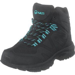 Halti Rese Mid Dx W Outdoor Black, Kengät, Bootsit, Vaelluskengät, Musta, Naiset, 39