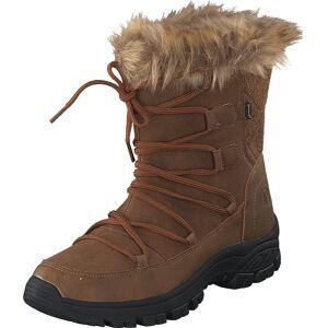 Halti Tumo Dx W  Winterboot Glazed Ginger, Kengät, Bootsit, Lämminvuoriset kengät, Ruskea, Naiset, 38