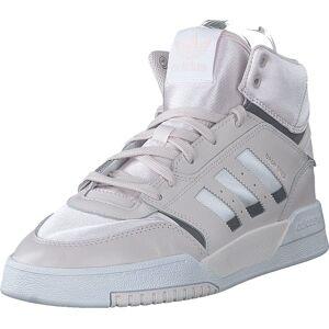 Adidas Originals Drop Step W Orchid Tint S18/ftwr White/gre, Kengät, Tennarit ja Urheilukengät, Korkeavartiset tennarit, Valkoinen, Naiset, 39