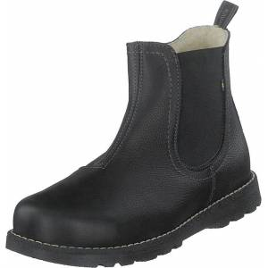 Kavat Skafta Ep Black, Kengät, Bootsit, Chelsea boots, Musta, Unisex, 30