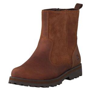 Timberland Courma Kid Warm Lined Boot Glazed Ginger, Kengät, Ruskea, EU 38