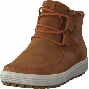 Ecco Soft 7 Tred Amber, Kengät, Bootsit, Chukka boots, Ruskea, Naiset, 38