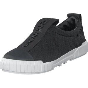Calvin Klein Jeans Bamina Black, Kengät, Matalapohjaiset kengät, Kävelykengät, Harmaa, Naiset, 39
