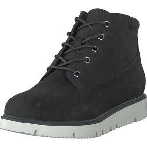 Bianco Biaasta Warm Wedge Boot Black, Kengät, Bootsit, Chukka boots, Musta, Naiset, 37