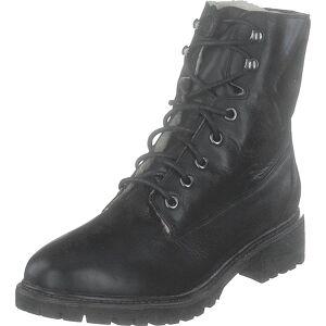 Bianco Biacheryl Winter Warm Boot Black, Kengät, Bootsit, Kengät, Musta, Naiset, 36