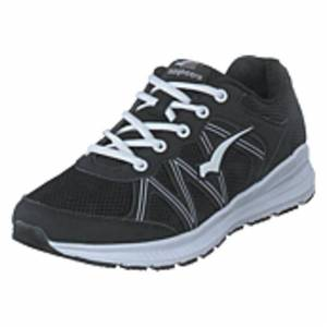 Bagheera Aurora Black/white, Shoes, musta, EU 39