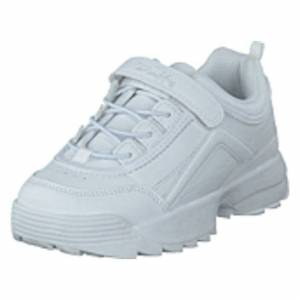 Duffy 84-18305 White, Shoes, valkoinen, EU 35