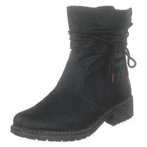 Rieker Z68m1-01 Black, Naiset, Kengät, Musta, EU 39