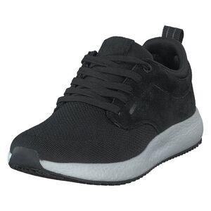 Halti Sahara Low Sneaker Black, Kengät, Musta, EU 41