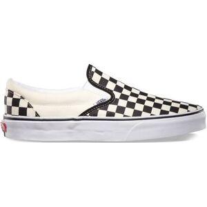 Vans Skate Slip-On Shoes (Checkerboard)
