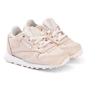 Reebok Pale Pink Classic Infant Sneakers Lasten kengt 27 (UK 10)