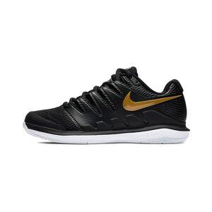 Nike Air Zoom Vapor X Women Black/White/Metallic Gold 40.5