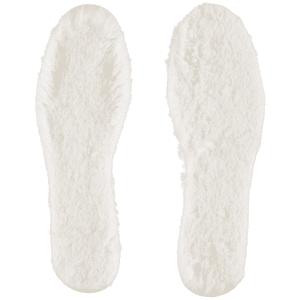 Kvill So Winter Alu Sole Kenkätarvikkeet WHITE/SILVER  - Size: 39-40