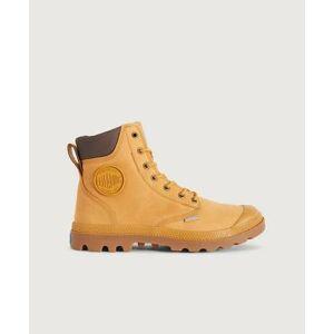 Palladium Sko Boots og støvler Boots og støvler med snøring Male Gull