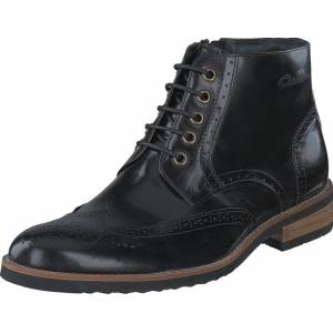 Dahlin Ripley Black, Sko, Boots, Chukka boots, Svart, Herre, 44