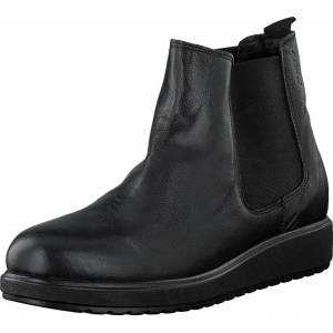 Cavalet Gunhild Black, Sko, Boots, Chelsea boots, Svart, Dame, 36