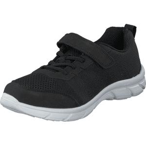 Gulliver 435-4041 Black, Sko, Sneakers & Sportsko, Løpesko, Svart, Unisex, 24