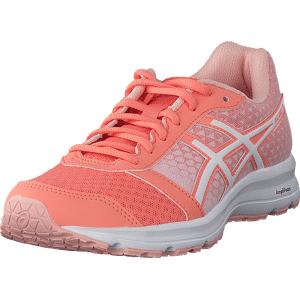 Asics Patriot 9 Begonia Pink/white/seashell Pi, Sko, Sneakers & Sportsko, Løpesko, Rosa, Dame, 36