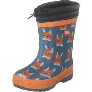 Pax Foxy Blue, Sko, Støvler & Støvletter, Gummistøvler, Rød, Lilla, Blå, Unisex, 26
