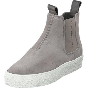 Canada Snow Mount Verm Grey, Sko, Boots, Chelsea boots, Grå, Dame, 40