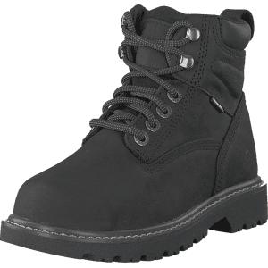 Wolverine Floorhand Black, Sko, Boots, Kraftige støvler, Svart, Unisex, 39