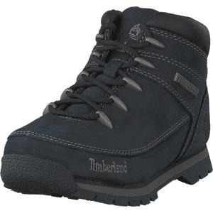 Timberland Euro Sprint Navy, Sko, Boots, Vandreboots, Lilla, Barn, 35