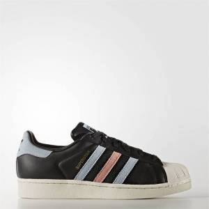 Adidas - Originals ADIDAS SUPERSTAR W Cblack/Eas - 38,5