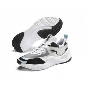 Puma Rise - Black White
